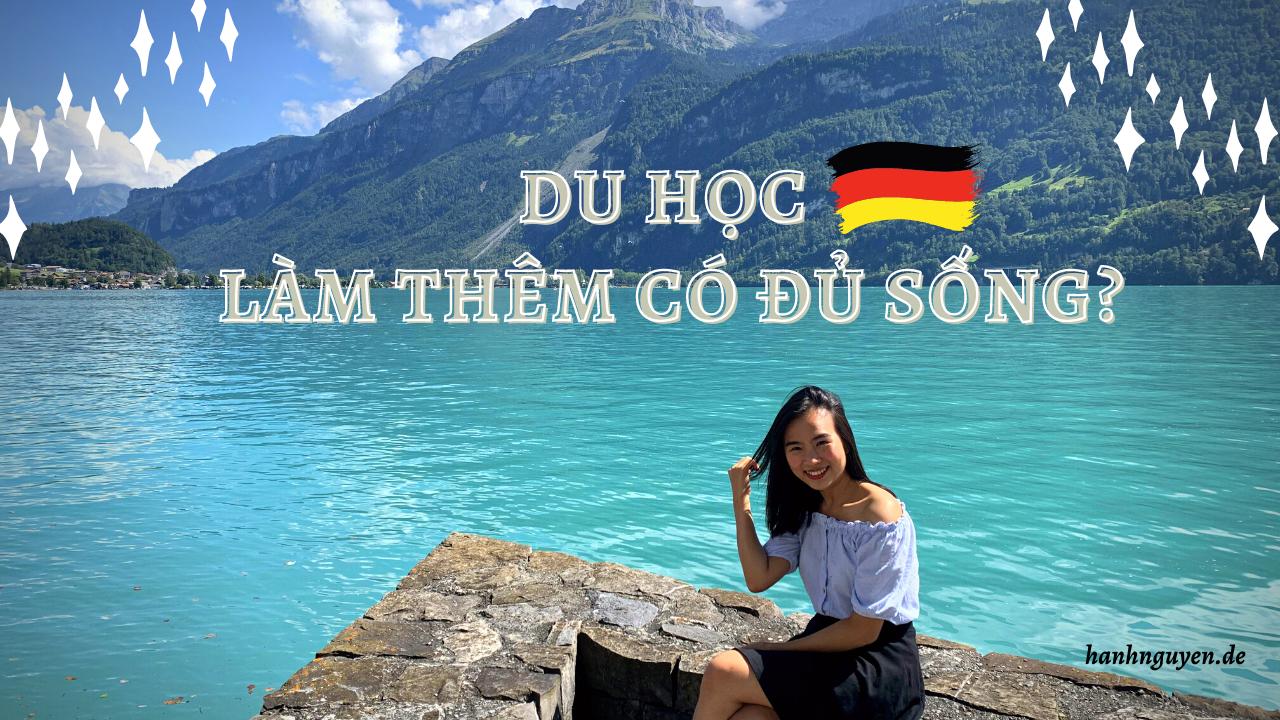 Du học sinh Đức: làm thêm có đủ sống?